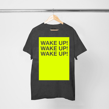 The 1975: WAKE UP VINTAGE T-SHIRT