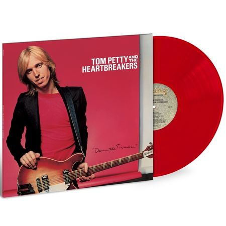 Tom Petty: Damn the Torpedos (Red)
