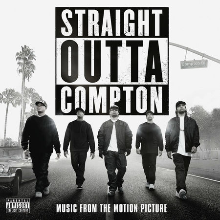 Various Artists: Straight Outta Compton: Music From The Motion Picture