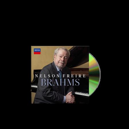 Nelson Freire: Brahms