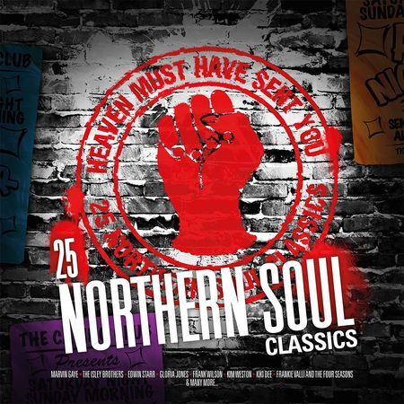 Various Artists: Heaven Must Have Sent You - 25 Northern Soul Classics