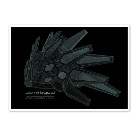 Jamiroquai: Store Exclusive Litho