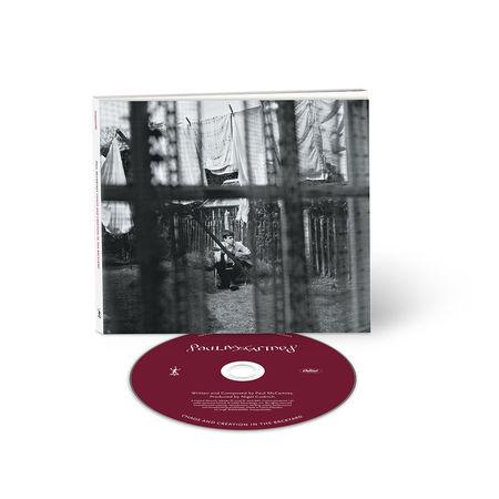 Paul McCartney: Chaos and Creation in the Backyard - CD Digipak