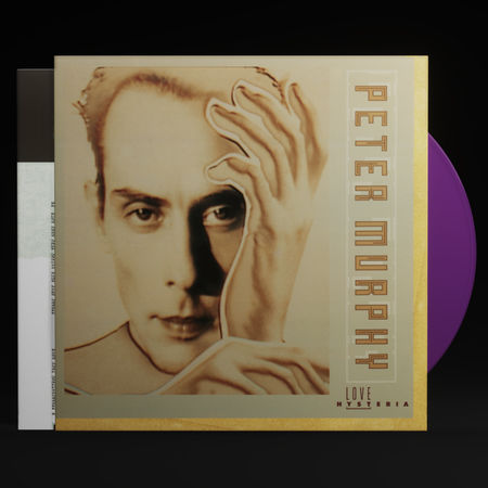 Peter Murphy: Love Hysteria: Limited Edition Indigo Vinyl