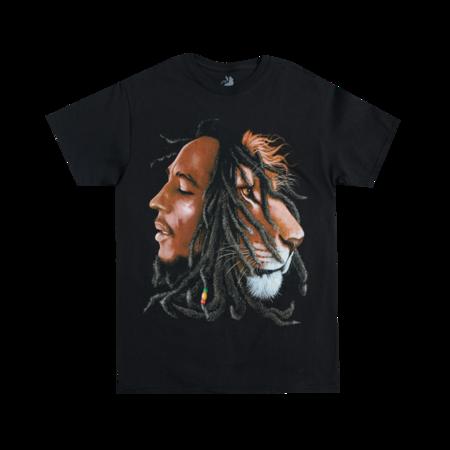 Bob Marley: Profiles Black T-Shirt