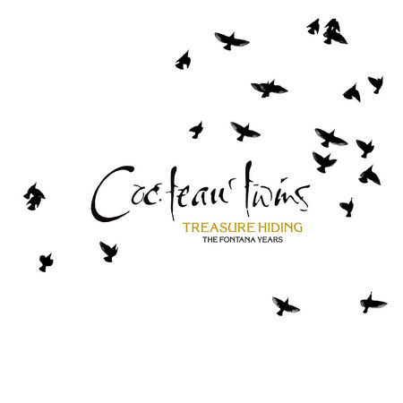 The Cocteau Twins: Treasure Hiding: The Fontana Years (4CD)