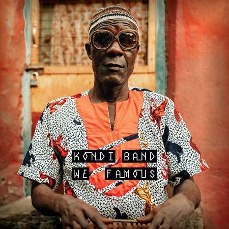 Kondi Band : We Famous: CD