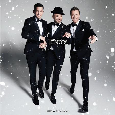 The Tenors: The Tenors - 2018 Calendar