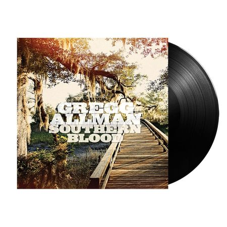 Gregg Allman: Southern Blood (LP)