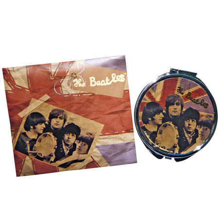 The Beatles: The Beatles Ladies Union Jack Compact