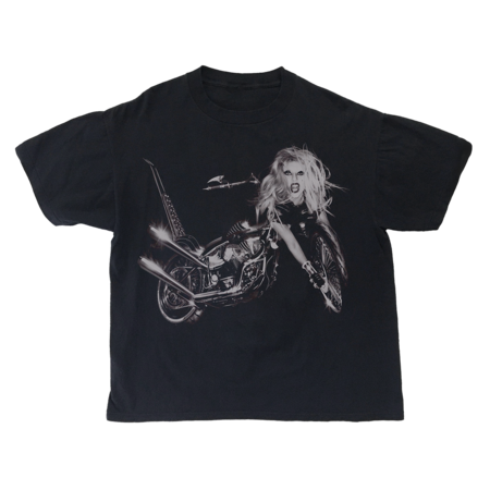 Lady Gaga: MOTORCYCLE T-SHIRT I