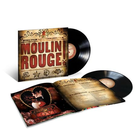 Various Artists: Moulin Rouge - Music From Baz Luhrman's Film