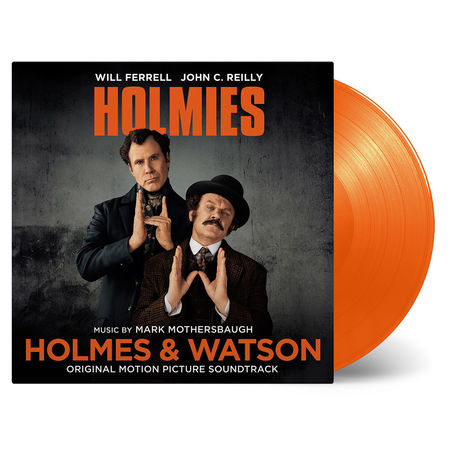 Original Soundtrack: Holmes and Watson: Orange Vinyl