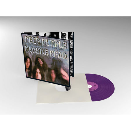Deep Purple: Machine Head (Purple Coloured Vinyl)