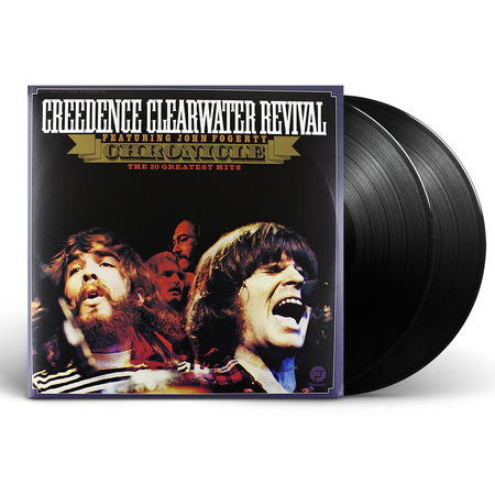 Creedence Clearwater Revival : Chronicle - The 20 Greatest Hits (2LP)