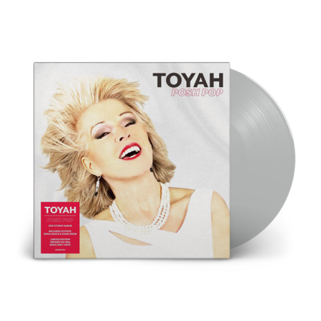 Toyah: Posh Pop: Limited Edition Space Grey Vinyl