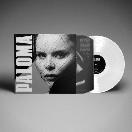 Paloma Faith: Infinite Things: Limited Edition White Vinyl