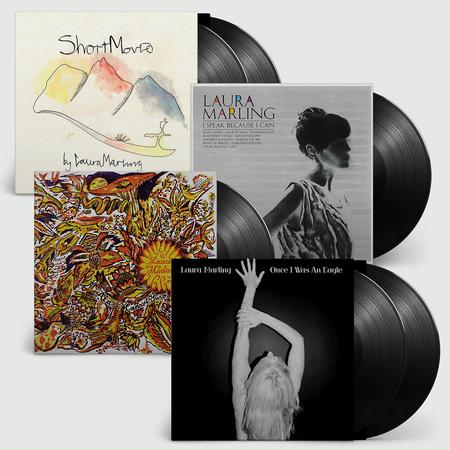 Laura Marling: Laura Marling, the EMI Years: Vinyl Bundle