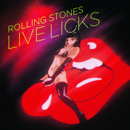 The Rolling Stones: Live Licks