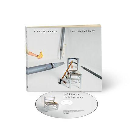 Paul McCartney: Pipes of Peace – CD Digipack