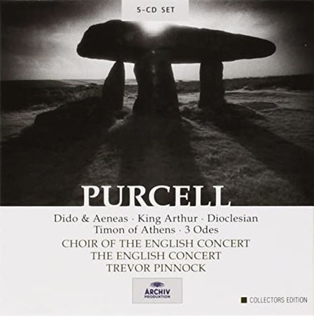 Henry Purcell: Purcell: Dido & Aeneas, King Arthur