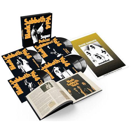 Black Sabbath: Vol 4: Super Deluxe Box Set