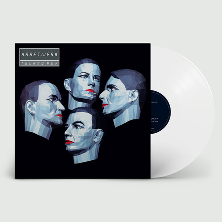 Kraftwerk: Techno Pop: Limited Edition Clear Vinyl
