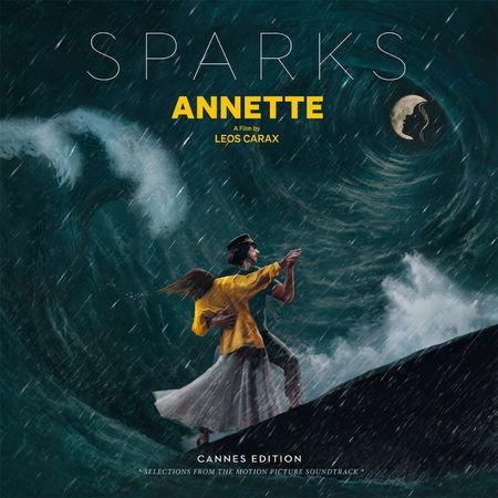 Sparks: Annette: CD