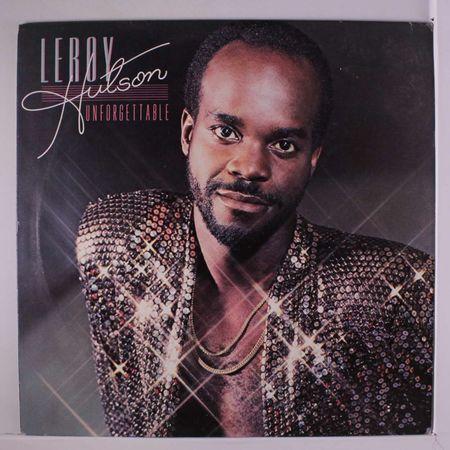 Leroy Hutson : Unforgettable LP