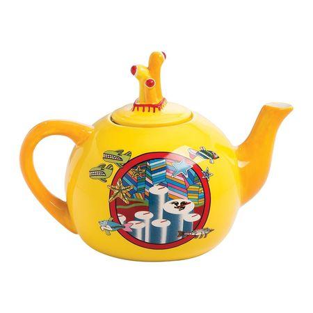 The Beatles: Yellow Submarine Ceramic Teapot