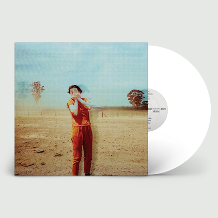 Gordi: Our Two Skins: Limited Edition Crisp White Vinyl + Exclusive Signed Print