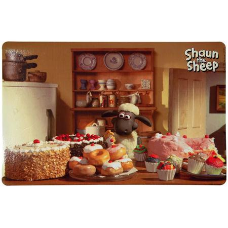 Shaun the Sheep: Pet Place Mat Shauns Bakery