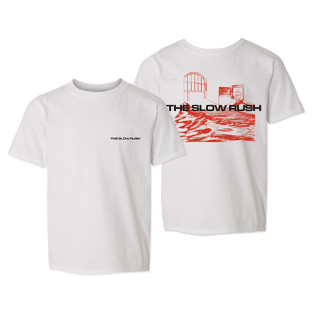 Tame Impala: THE SLOW RUSH T-SHIRT - Small