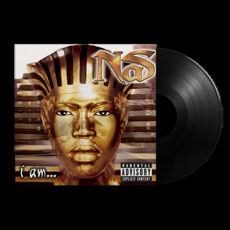 Nas: I Am...: Vinyl LP