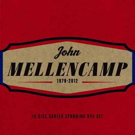 John Mellencamp: John Mellencamp 1978 - 2012 (19 CD Boxed Set)