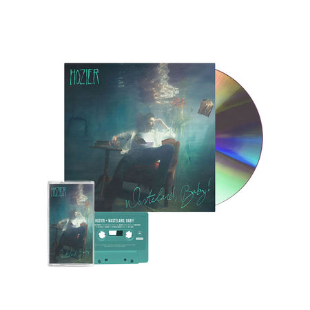 hozier: WASTELAND, BABY! CD & CASSETTE BUNDLE