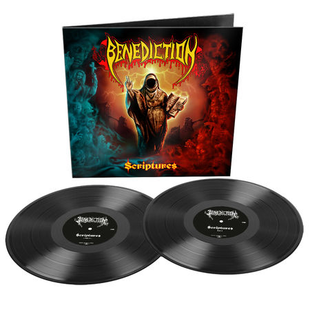 Benediction: Scriptures: Limited Edition Gatefold Double Vinyl + Signed Insert