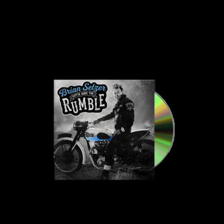 Brian Setzer: Gotta Have The Rumble: CD