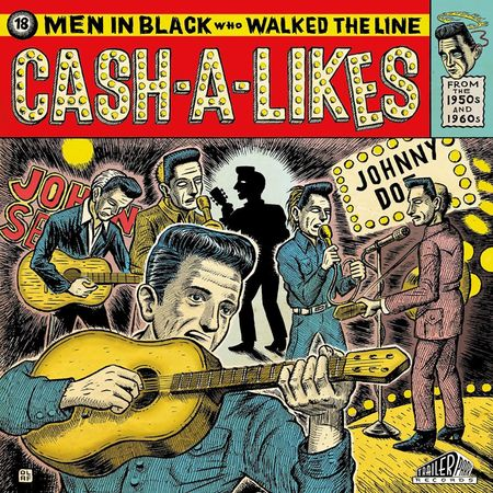 Various: Cash-A-Likes