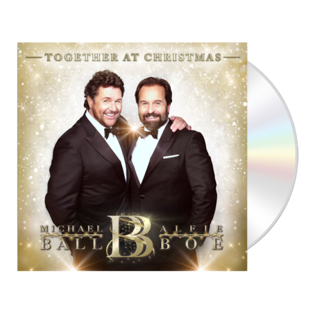 Michael Ball & Alfie Boe: Signed Together At Christmas CD