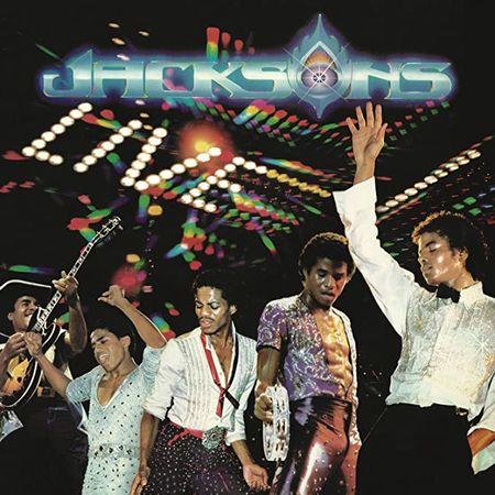 The Jacksons: Live: 180gm Black Vinyl 2LP