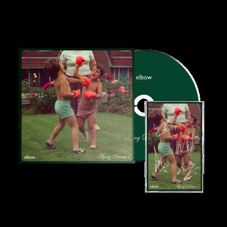 Elbow: Flying Dream 1: CD + Signed Cassette