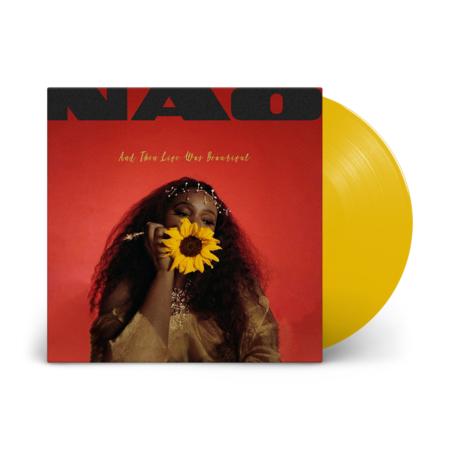 Nao: And Then Life Was Beautiful: Limited Edition Yellow Vinyl LP