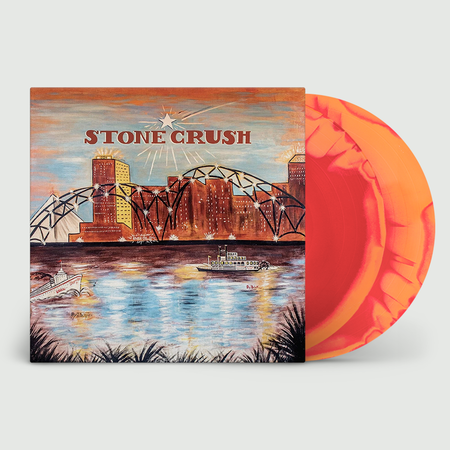 Various Artists: Stone Crush: Memphis Modern Soul 1977-1987: Limited Edition Orange + Red Haze Vinyl