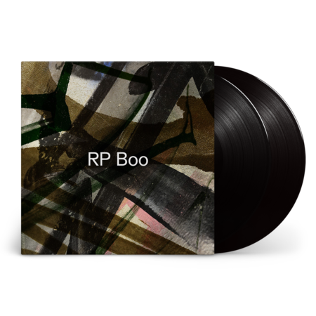 RP Boo: Established!: Black Vinyl 2LP