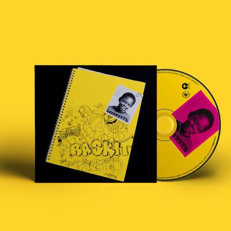 Dizzee Rascal: Raskit - Signed CD