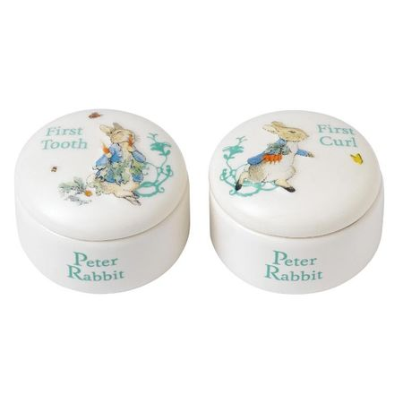 Peter Rabbit: Peter Rabbit First Curl & Tooth Box