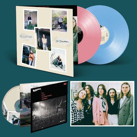 Blossoms: DOUBLE CD (SIGNED), DOUBLE COLOURED LP  & PRINT BUNDLE