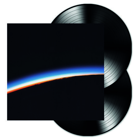 Mystery Jets: Curve of the Earth Double Gatefold 12