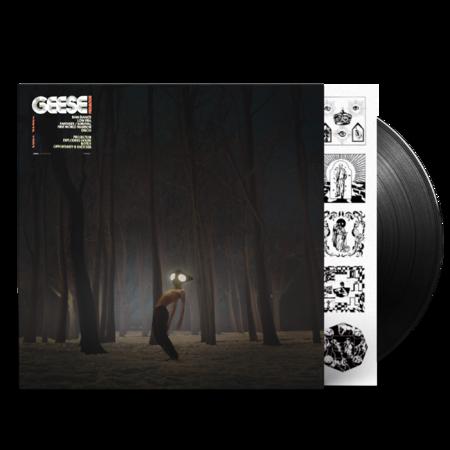 Geese: Projector: Black Vinyl LP